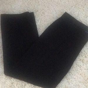 Simply Vera Wang cropped dress pants